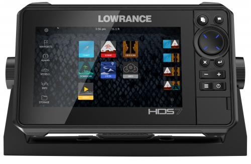 LOWRANCE HDS-16 LIVE 3in1振動子